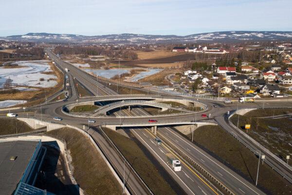 Møte om vei og baneprosjekter i Hamarregionen